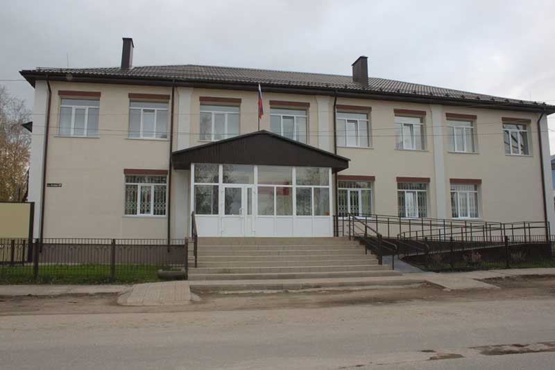 Октябрьский районный суд Пермского края