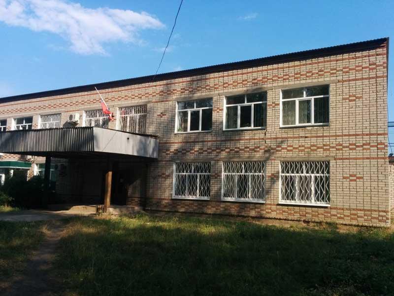 Осинский районный суд Пермского края